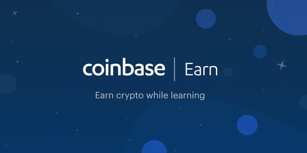 Met coinbase earn kan je bitcoins verdienen door naar korte filmpjes te kijken