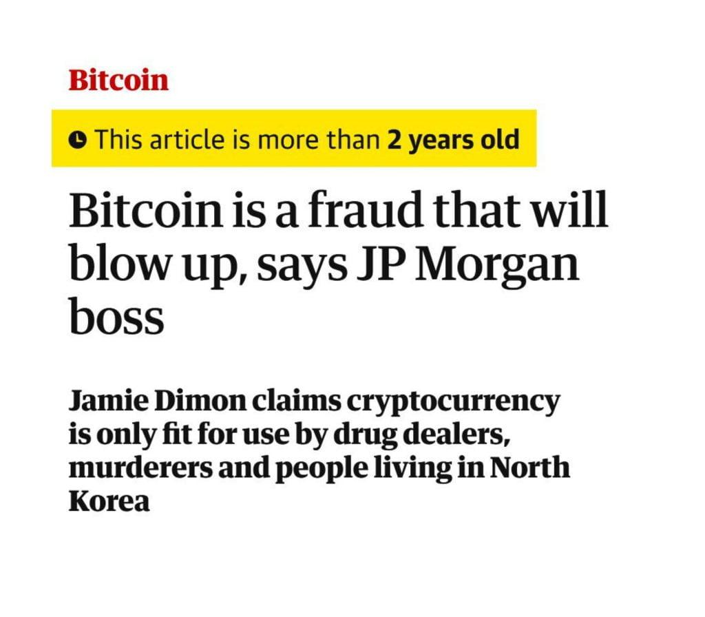 JPMorgan noemt bitcoin een fraude