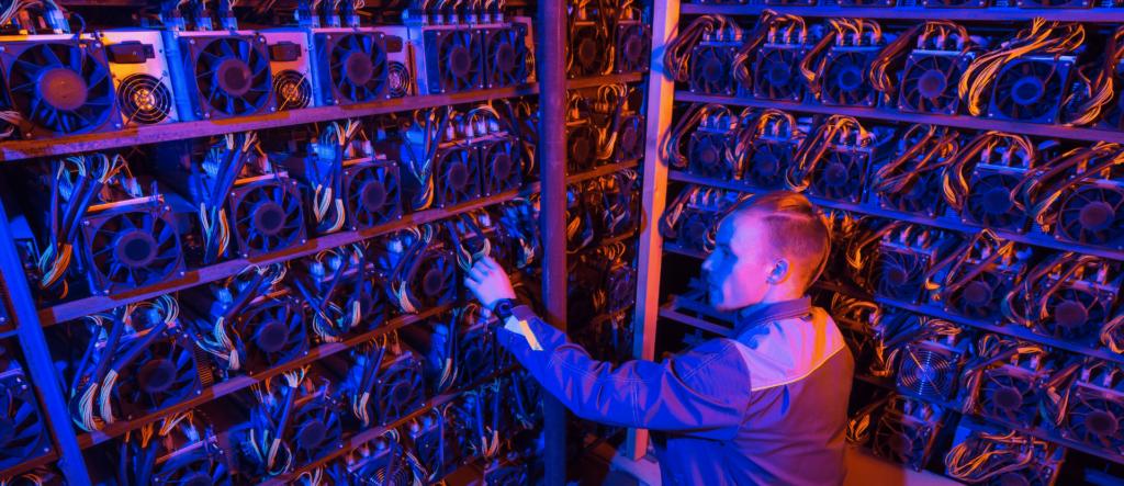 Hoe werkt bitcoin mining