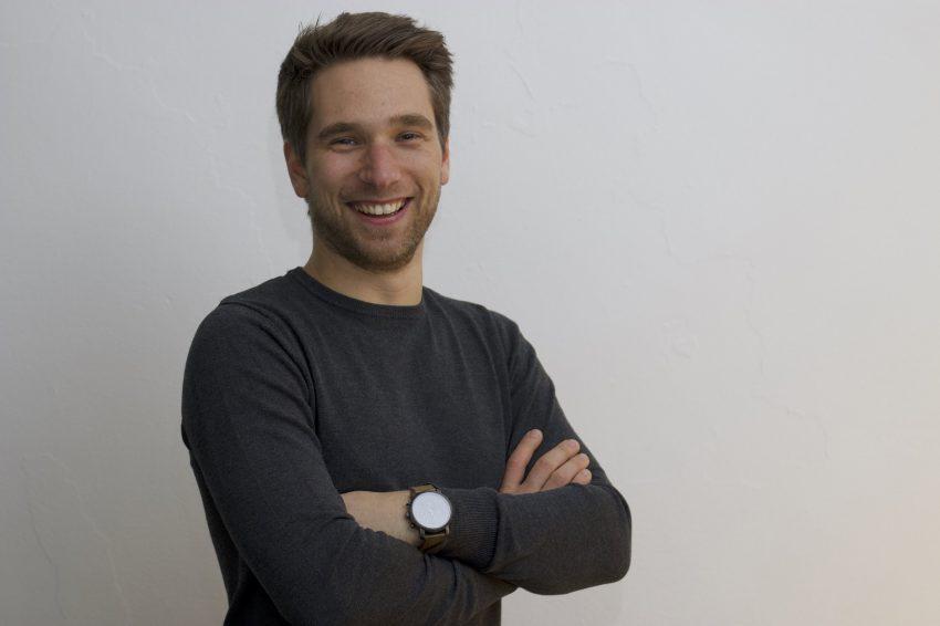 Levi Haegebaert - auteur bitcoin voor beginners