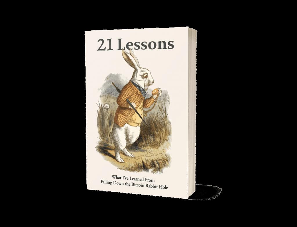 Crypto boeken - 21 Bitcoin lessons