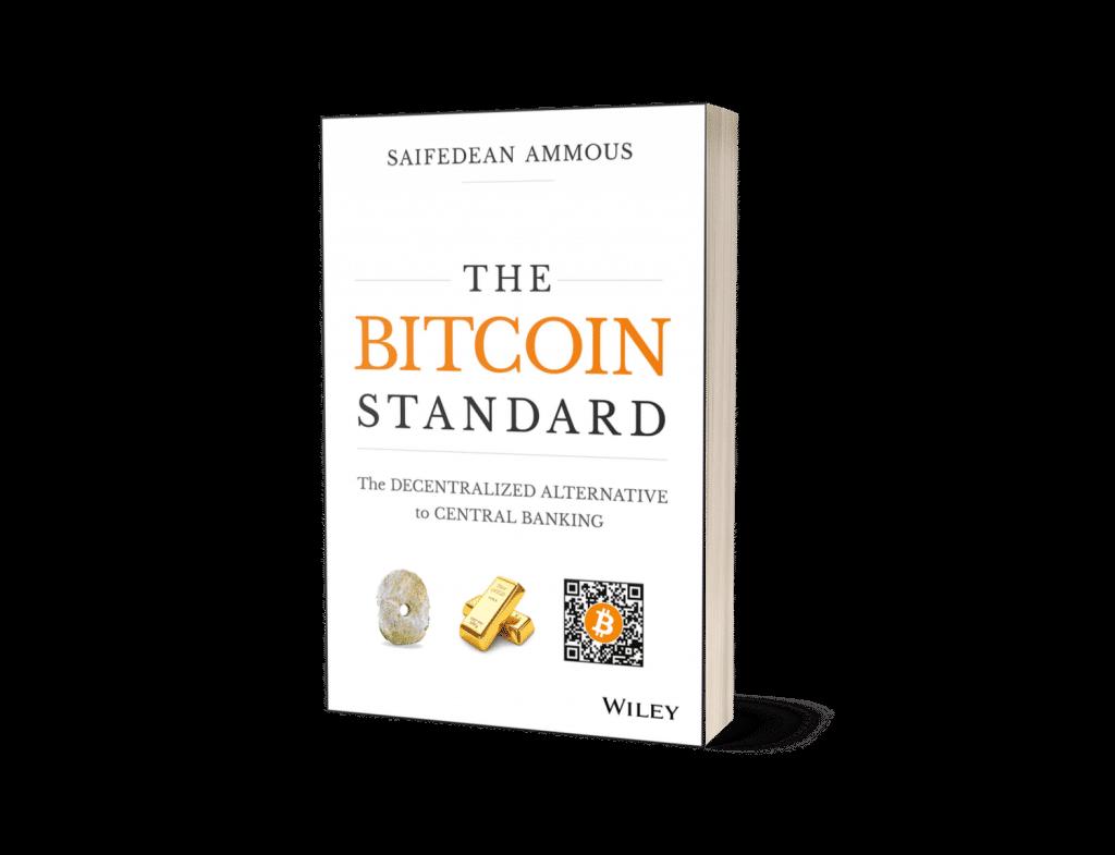 Bitcoin boeken - The Bitcoin Standard