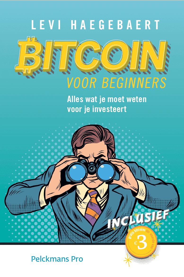 Bitcoin voor beginners boek cover