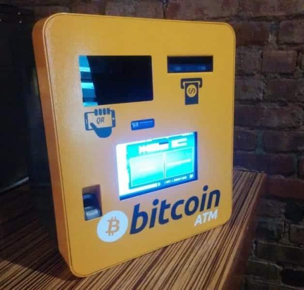 Bitcoin kopen voor minderjarigen via een ATM.