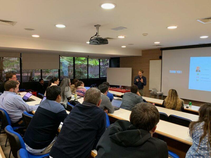 Start2Bitcoin - Talk Chile