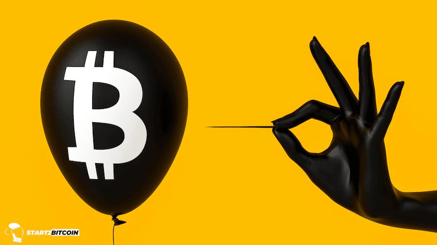 3 oorzaken voor de recente koersdaling van bitcoin