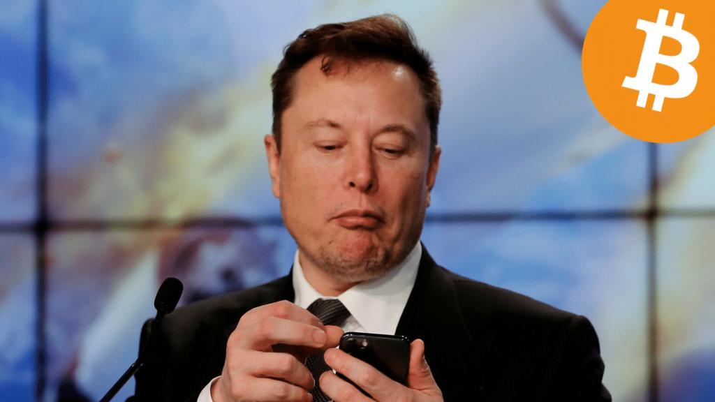 Is Elon Musk dan toch geen fan van Bitcoin?